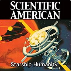Scientific American: Starship Humanity Image