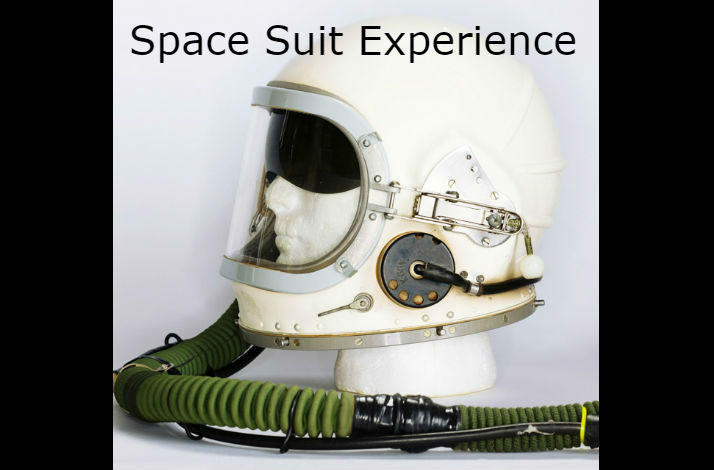 Spacesuit Experience Image